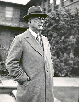 George Gough Booth October 1935